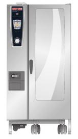 ПАРОКОНВЕКТОМАТ RATIONAL SCC 201G 5 SENSES ГАЗ ГАЗ B218300.30